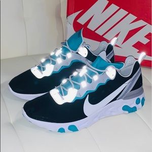 NEW NIKE React Element Sneakers